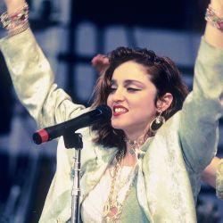 Madonna fue parte del mega festival en el estadio JFK de Filadelfia.