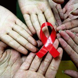 VIH y Covid-19 | Foto:Cedoc y AFP