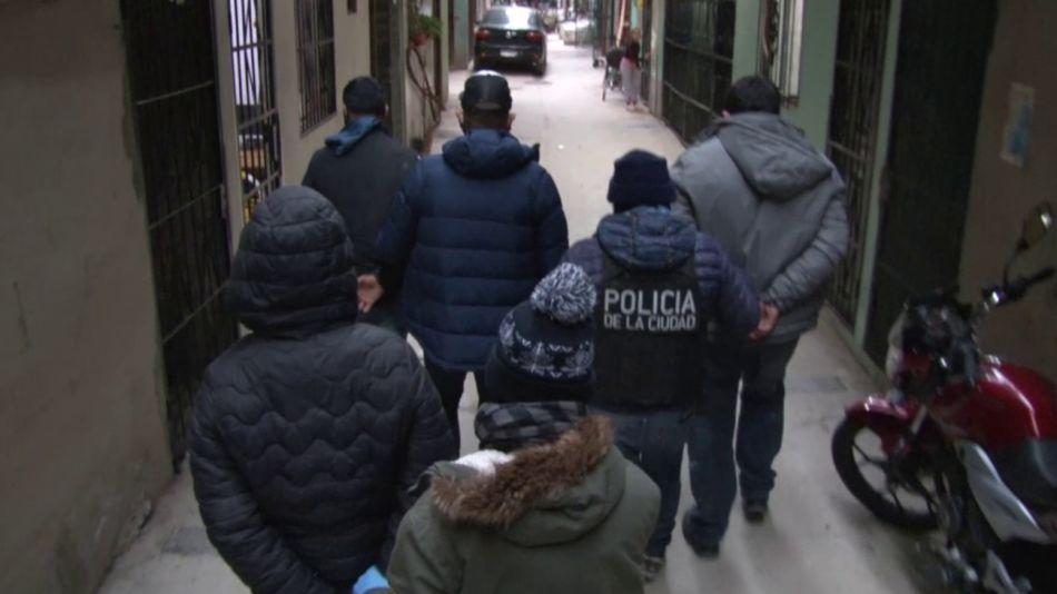2020 07 13 Operativo Villa 31 Narcos