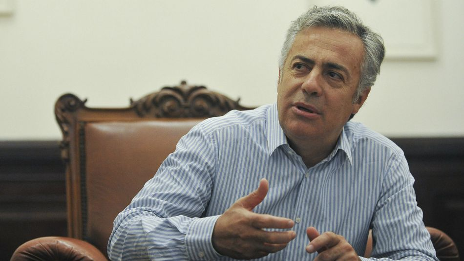Alfredo Cornejo, diputado nacional por Mendoza.
