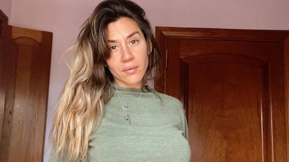 La publicación de Jimena Barón, en medio de rumores de pelea con Osvaldo