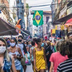 El director de la OMS sostuvo que el epicentro del virus se encuentra ahora en el continente americano, con Brasil a la cabeza.