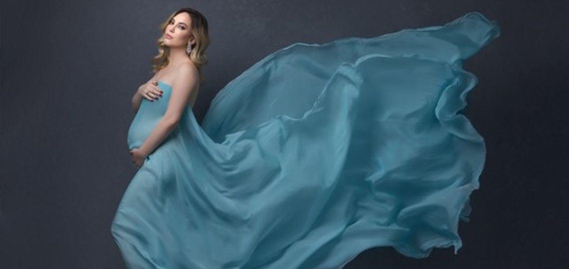 Selina Ringel, la mexicana que protagoniza un film de su propio embarazo rodado en cuarentena