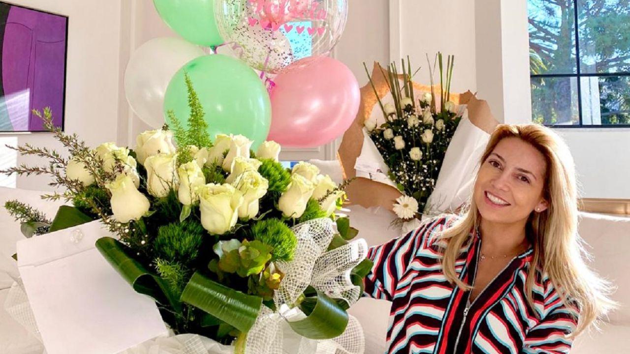 Fabiola Yáñez cumple 39 años | Foto:Instagram