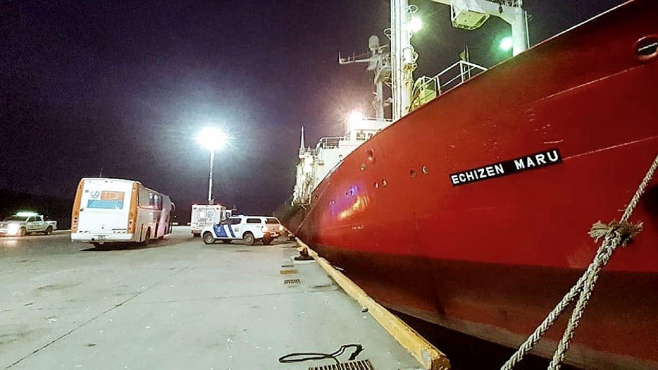 Piden informes al Ejecutivo por el misterio de los contagios de coronavuris en el buque pesquero | Foto:Telam