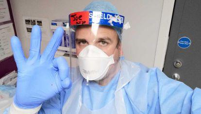 Joan Pons Laplana trabaja en Sheffield, Inglaterra, y es uno de los 10 mil voluntarios en los que se prueba una de las vacunas en carrera.