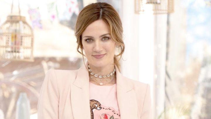 A días de dar a luz a Filipa, Paula Chaves confirmó que le gustaría ser madre otra vez