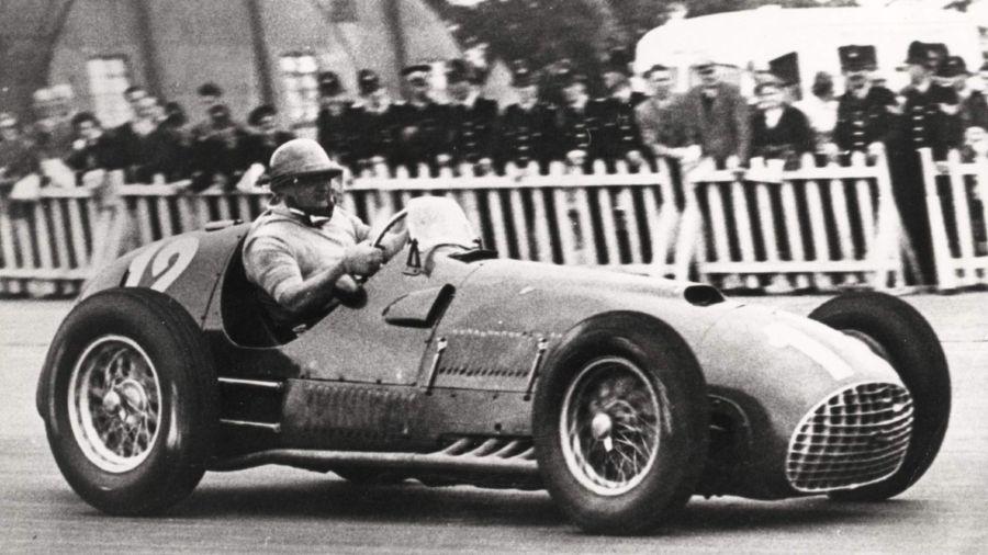 El argentino que le dio el primer triunfo a Ferrari en la F1