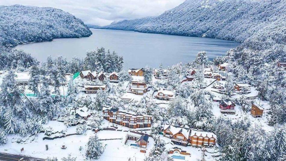 ciudades nevadas en la Argentina 20200714