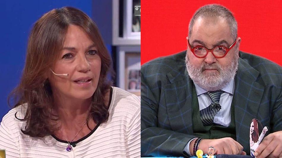 Vilma Ibarra y Jorge Lanata 20200714