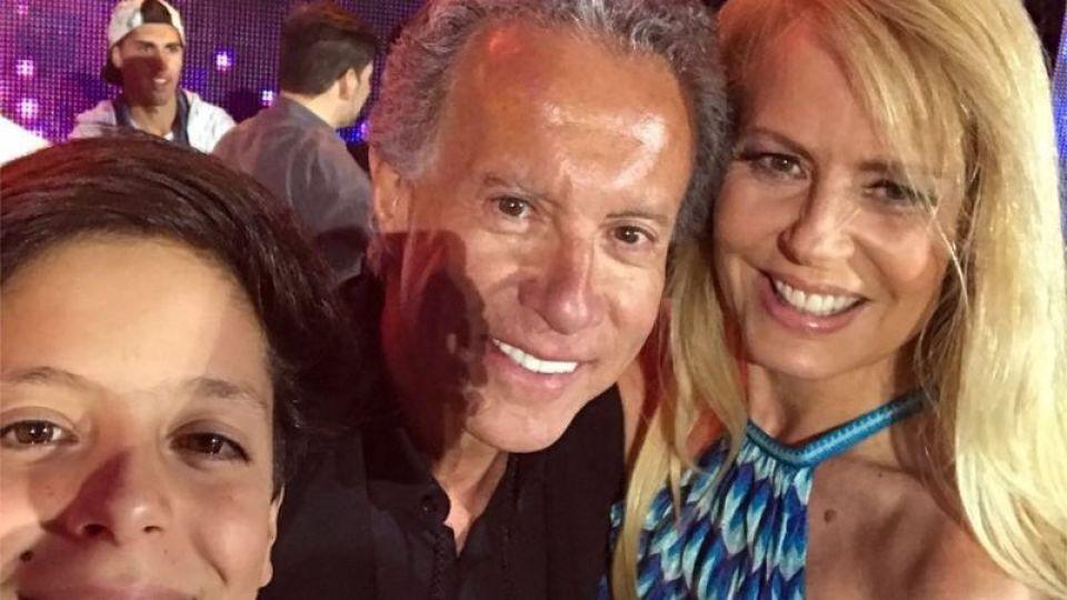Cecilia Bolocco anunció su casamiento con un magnate de la comunicación