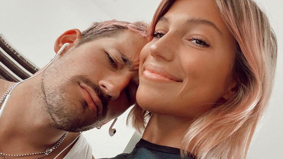El amoroso y tierno mensaje de Ricky Montaner a Stefania Roitman
