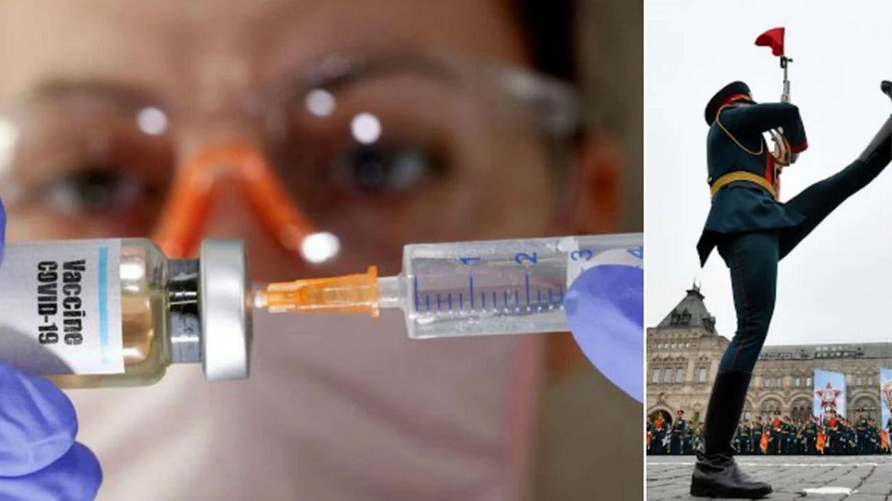 Rusia anuncia tener la vacuna contra el coronavirus