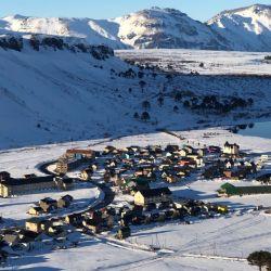 Bertolin sueña con poder volver a trabajar como instructor de esquí en esta temporada invernal.