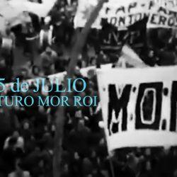 Los Montoneros asesinaron a Arturo Mor Roig