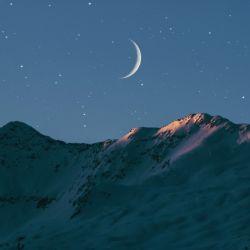 Luna menguante en Tauro