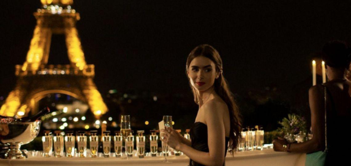 """Emily en Paris: la nueva """"Sex & the City"""" de los mismos creadores"""