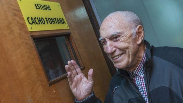 Preocupación: Cacho Fontana tiene coronavirus