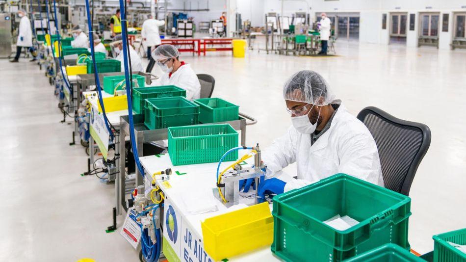 Líneas de producción en pandemia 20200715