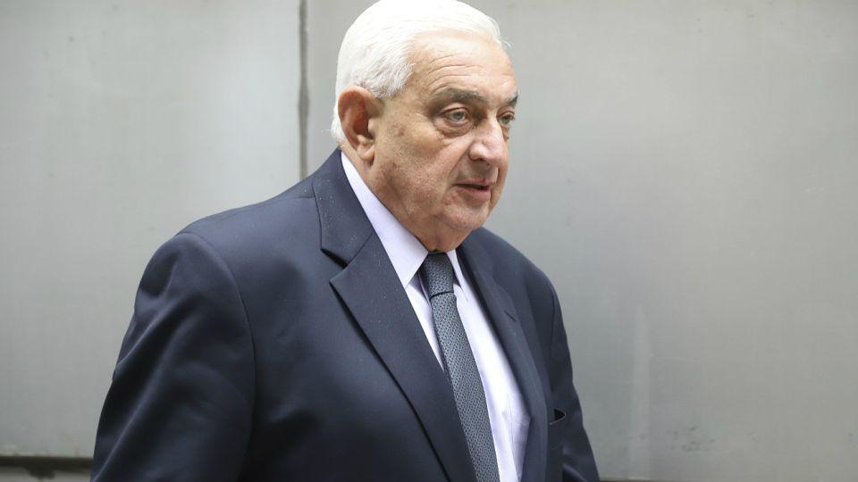 Gabbi, titular de la Bolsa de Comercio.