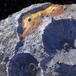El misterioso y lejano asteroide está valuado en cerca de unos 700 quintillones de dólares.