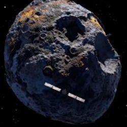 La sonda espacial que examinará al multimillonario asteroide Psyche despegará en agosto de 2022,