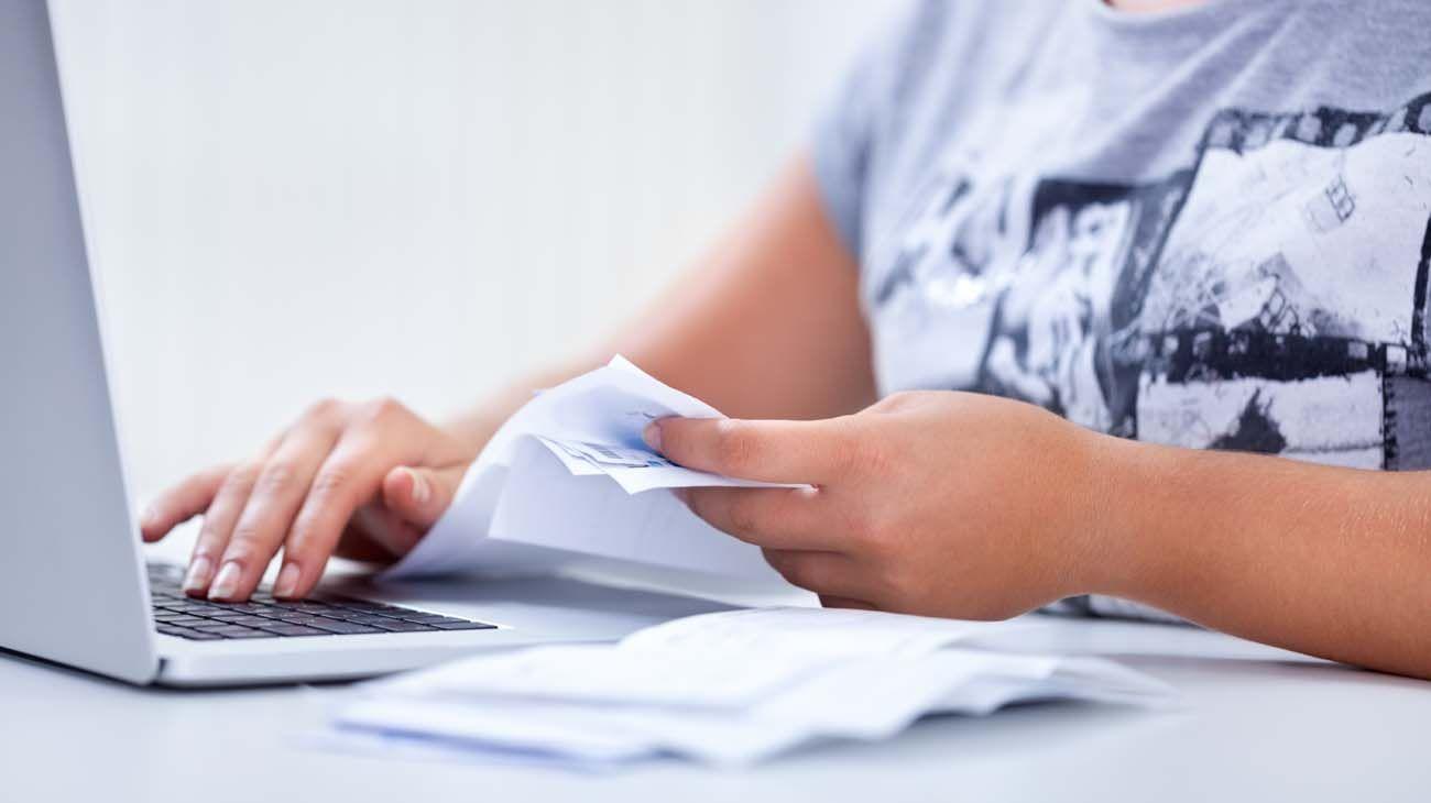 Pago de facturas a través de plataformas digitales