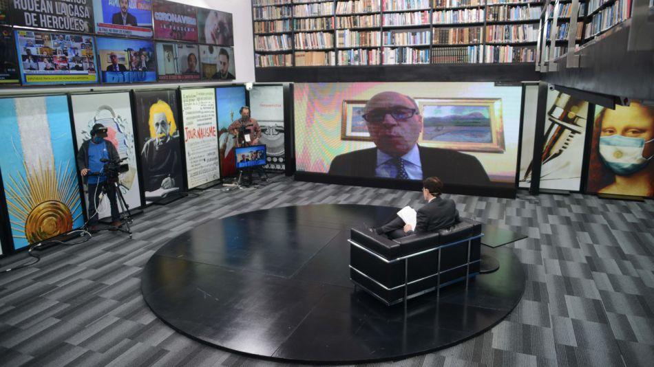 Jorge Fontevecchia entrevista a Henrry Choen-Pablo Cuarterolo 20200716