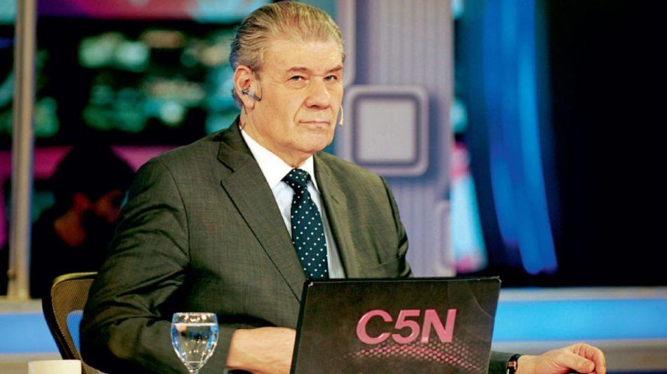 Víctor Hugo Morales en C5N
