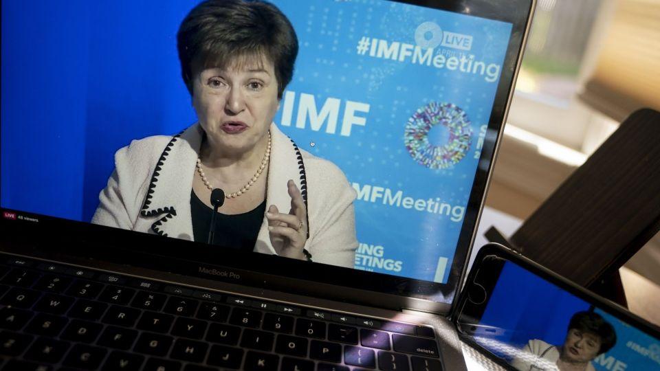 Kristalina Georgieva, titular del FMI.