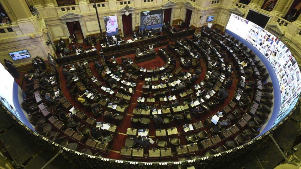 Cámara de Diputados 20200716