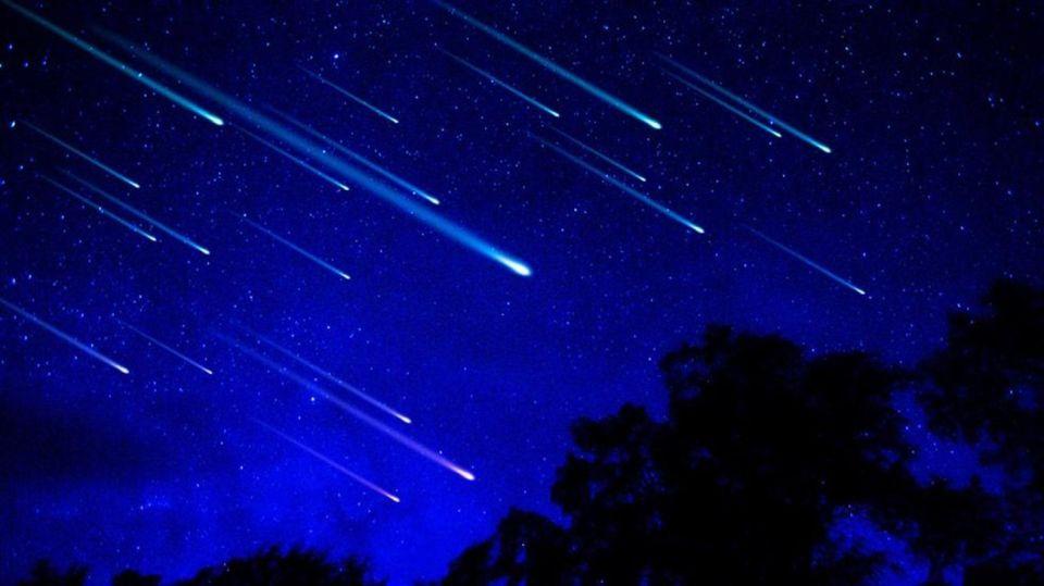 En las próximas semanas se podrán ver tres lluvias de meteoros