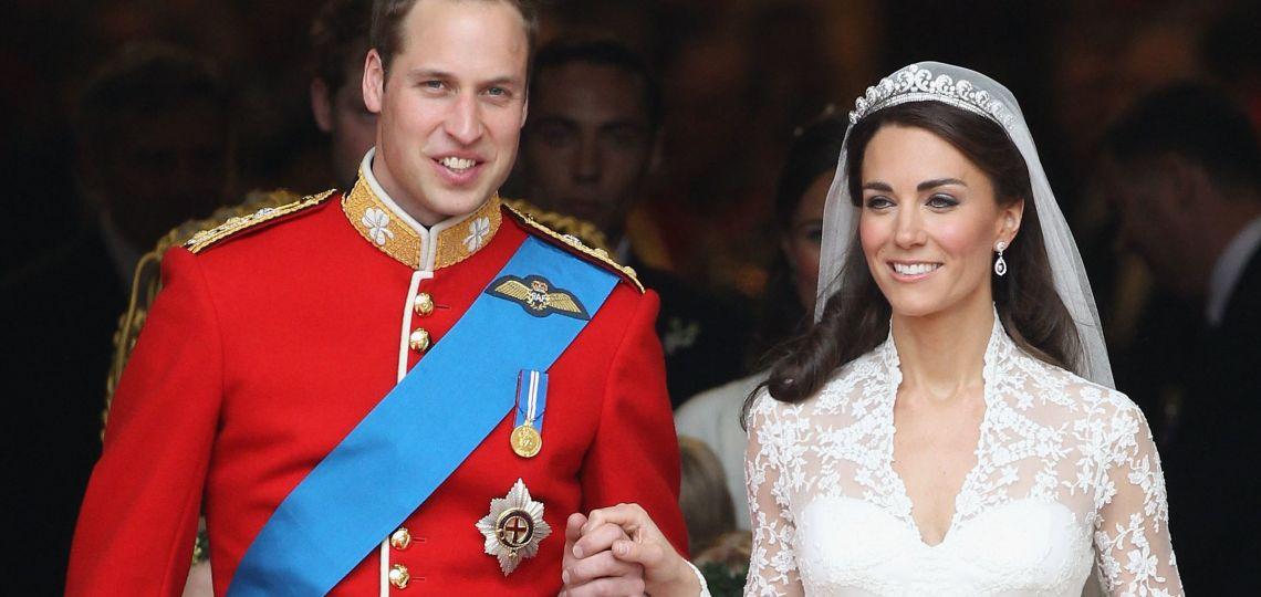 Kate Middleton: enterate cómo shockeó en su boda a la Reina Isabel