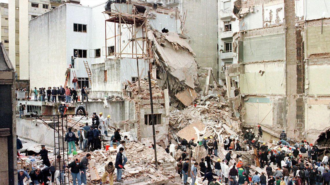 AMIA bombing.