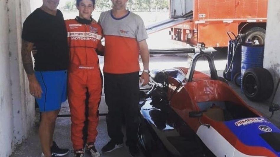 Tito Bessone y Figgo Bessone