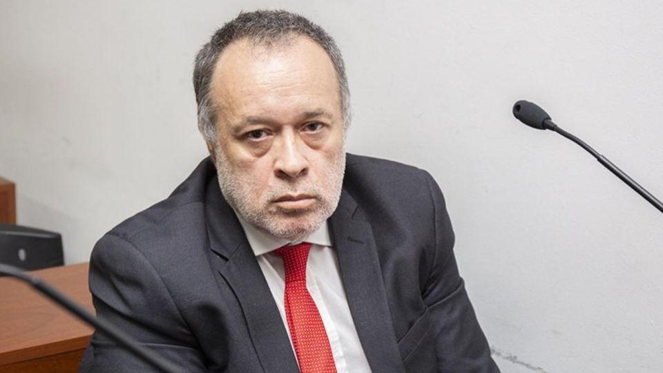 El abogado Carlos Telleldín, acusado de ser quien preparó la traffic que sirvió de coche bomba para volar la AMIA.