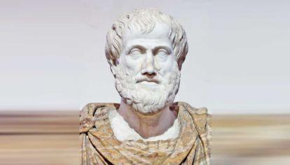 Aristóteles. Su frase sobre realidad y verdad es aplicable a posturas de vedete.