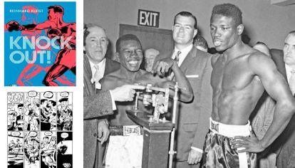 Comic. Sobre la vida del boxeador gay y negro Emile Griffith. A los 70 años recién pudo contar su verdad.