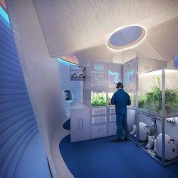 Durante este año, si la pandemia lo permite, el proyecto podrá concretarse y las casas de AI SpaceFactory serán una realidad.
