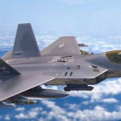 Se espera que el KAI KF-X coexista con los aviones estadounidenses F-35 de la Fuerza Aérea de Corea del Sur.