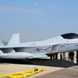 Corea del Sur se está esforzando en fabricar sus propios componentes para el KAI FX-X.