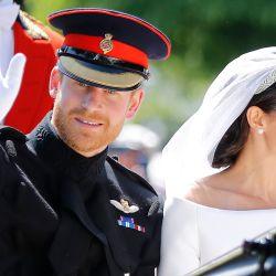 El calendario de bodas reales de 2020.