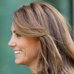 El nuevo tono de pelo de Kate.