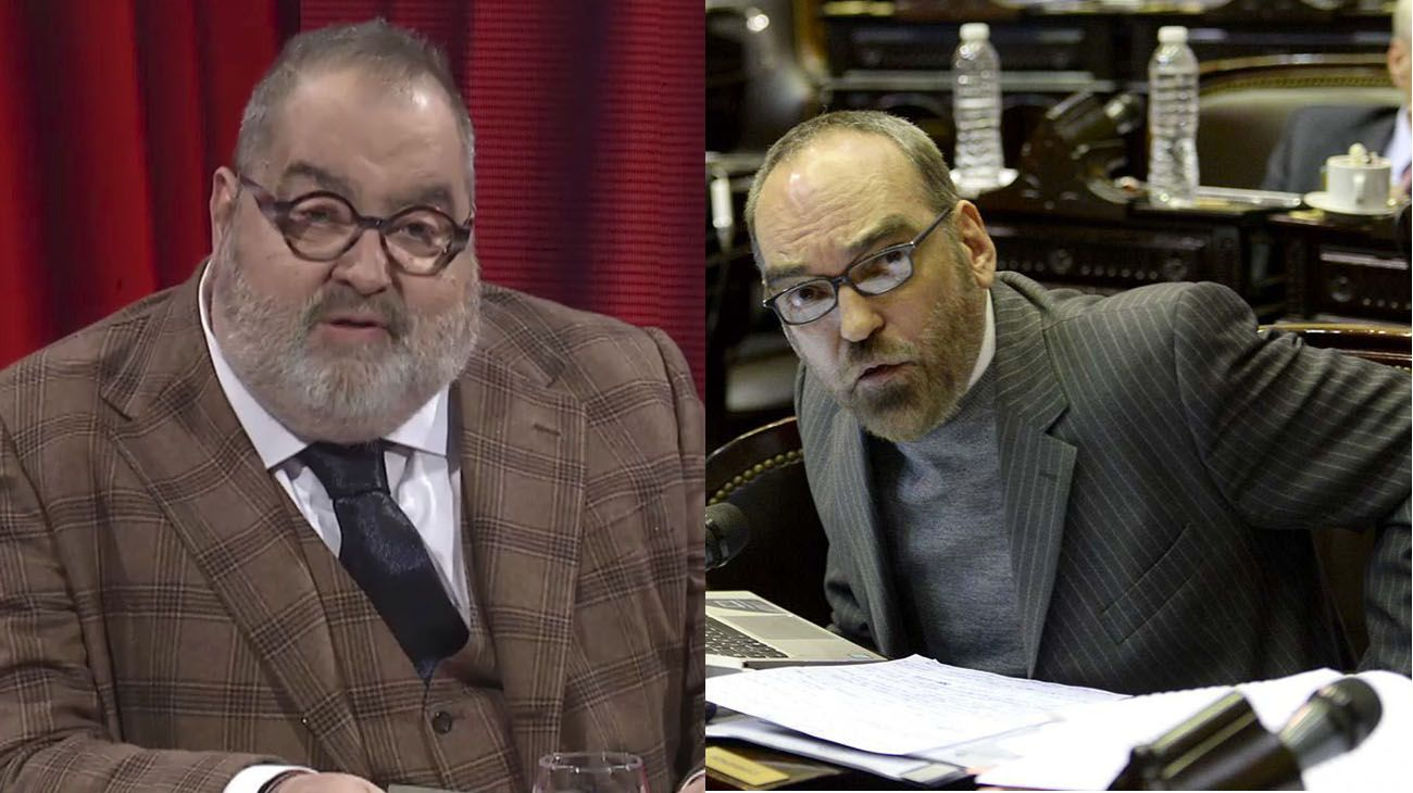 "Jorge Lanata nombró a Fernando Iglesias como el ""boludo de la semana"""