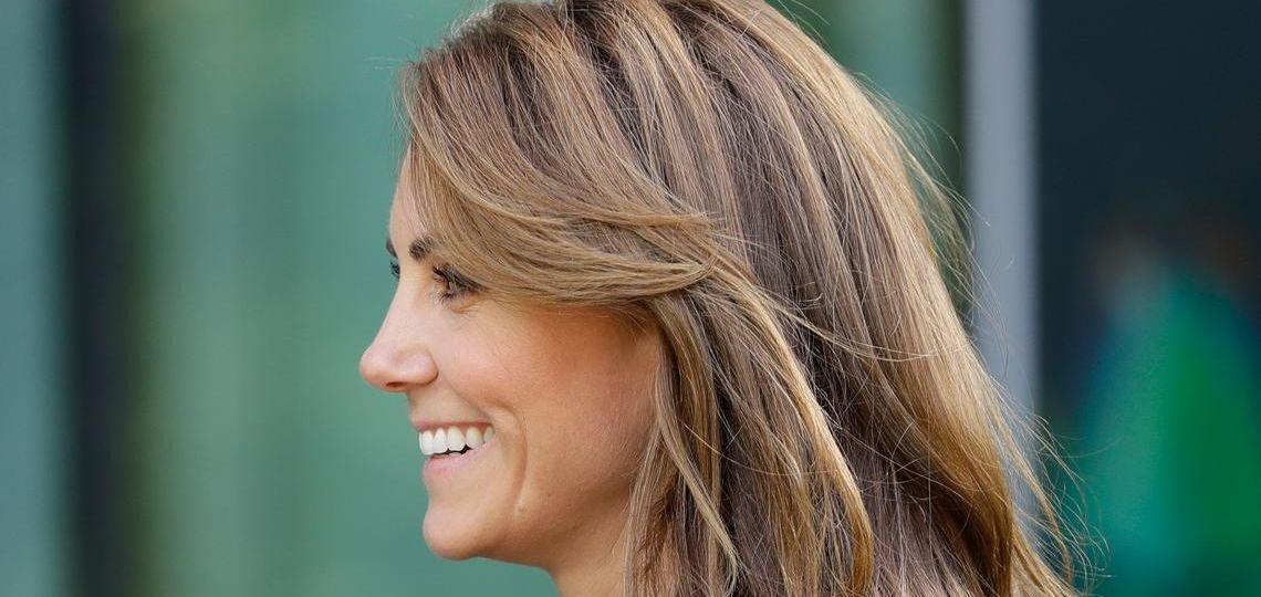 Kate Middleton: mirá el nuevo corte y color de pelo de la duquesa