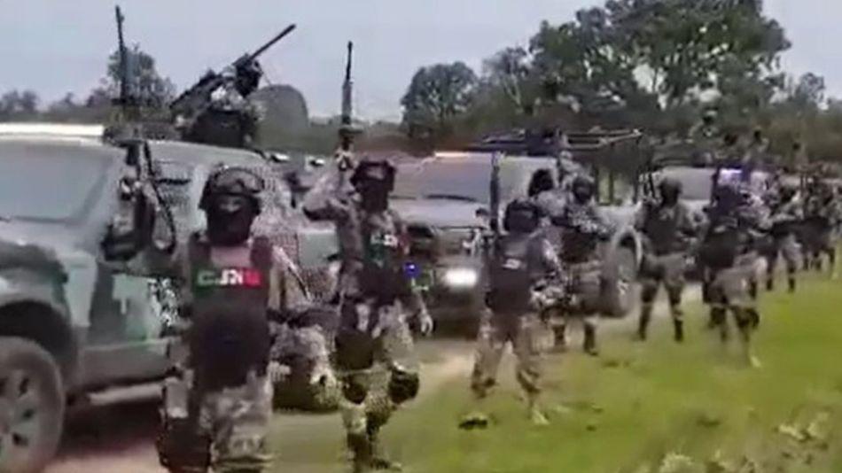2020 07 20 Mencho Narco Paramilitar