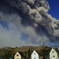 Las autoridades locales aseguran que, por el momento, la actividad del volcán no registra riesgo alguno.