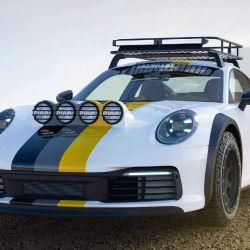 El proyecto se realizará en base a un Porsche 911 Carrera 4S de la generación actual.