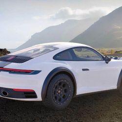 Deberíamos ver listo este Porsche todoterreno el año que viene.