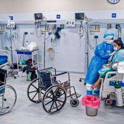 Enfermos atendidos en hospitales   Foto:cedoc